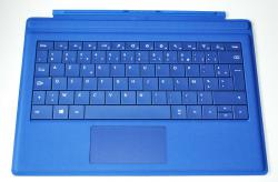 Microsoft Surface Pro Type Cover für Surface Pro 3,Pro 4  RF2-18-AZERTY BELGISCH
